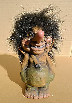 NyForm TROLL  MANI IN TASCA - NORVEGIA NORWAY ORIGINALE NUOVO  - 16cm