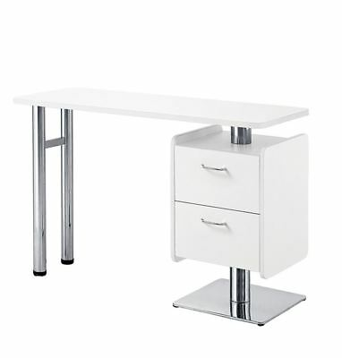 Urbanity chic beauty nail technician station salon manicure polish table desk