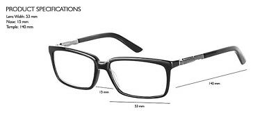 Brand New Gunnar Haus - Onyx color (black) Temples with screws ONLY