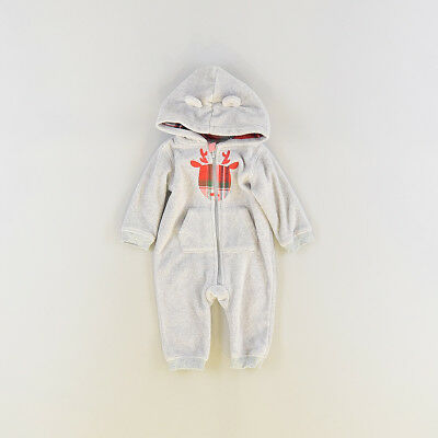 Pelele color Gris marca Tex 6 Meses  205631