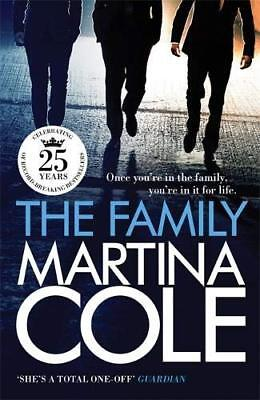 The Family by Martina Cole New Paperback Book