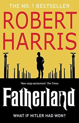 Fatherland by Robert Harris New Paperback Book