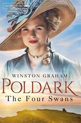 The Four Swans Poldark by Winston Graham New Paperback Book