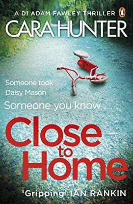 Close to Home The 'impossible to put down' Ric by Cara Hunter New Paperback Book