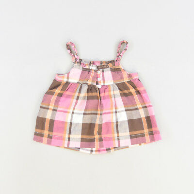 Blusa color Rosa marca Early days 9 Meses
