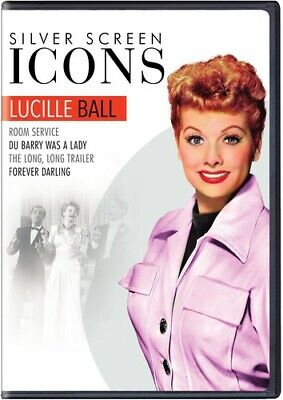 Silver Screen Icons: Legends - Lucille Ball - 2 DISC SET (REGION 1 DVD New)