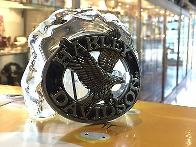 Belt Buckle Harley - Davidson - Motor Cycles Silver Eagle  - Aussie Stock !