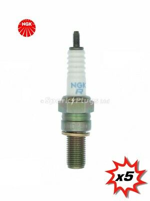 5x NGK R0045Q-11 Racing Spark Plug 5957. Set Of 5 Plugs. Fast Despatch