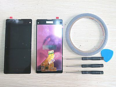 Für Sony Xperia Z1 D5503 Compact LCD Display Touchscreen Front Glas + Werkzeuge