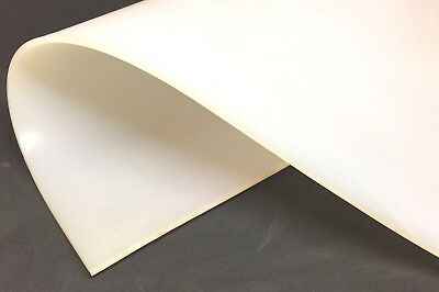 Translucent Silicone Rubber Sheet (Plate) - 3mm x 500mm x 200mm
