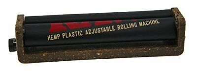 RAW Roller Eco Plastic 2 Way Adjustable 110mm King Size Rolling Machine, 2 packs