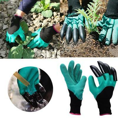 Gardening glove Garden Gloves for Digging & Planting with 4 ABS Plastic Claw BЧ