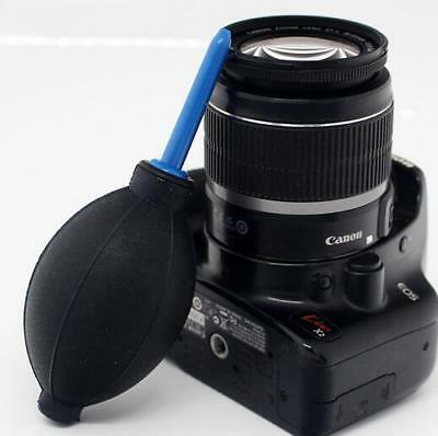 Handy Rocket Air Blower Duster DSLR Cleaner Camera Lens Dust Cleaning Ball