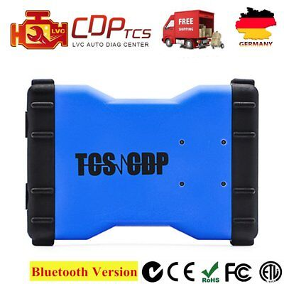 Car Diagnostic Tool Automobile Detector Bluetooth Version 2015.3 Software In