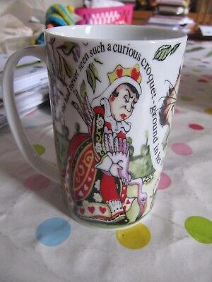 Paul Cardew Alice in Wonderland Mug
