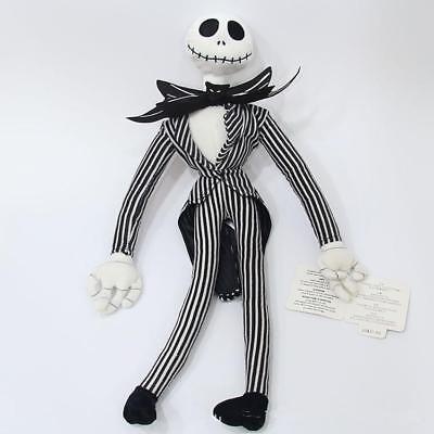 New The Nightmare Before Christmas Jack  Skellington  Plush Doll  Soft Toy Gifts