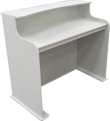 Reception Salon Desk Shop Exhibition Stand Counter Hairdresser Nail Bar MGD-CS