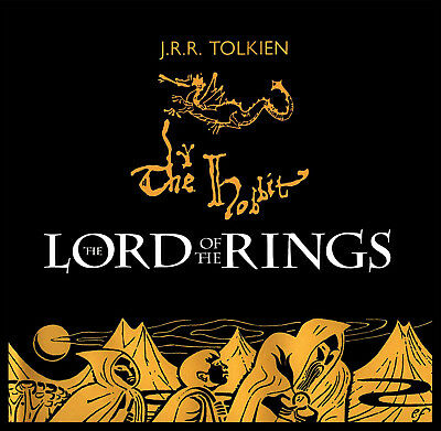 The Hobbit and Lord of the Rings unabridged on 19 CD's BBC version (the best!)