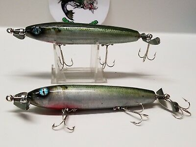CUSTOM HAND MADE Wooden Topwater Lure(Frog) - $13 50 | PicClick