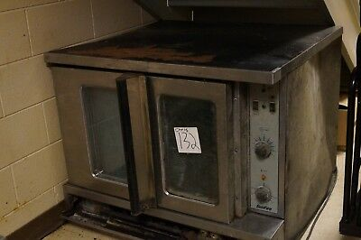Garland SunFire Natural Gas Single-Deck Convection Oven