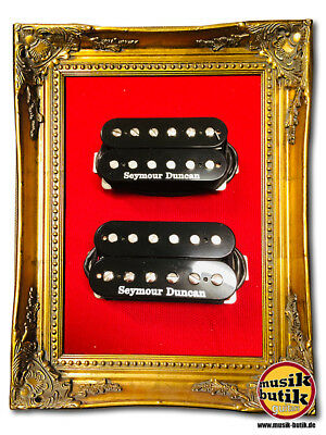 Seymour Duncan Hot Rodded Humbucker Set, SH-2N & SH-4 JB - Black