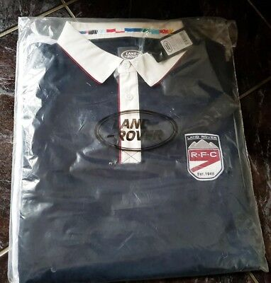 New Genuine Land Rover Merchandise Gear - Rugby World Cup Shirt - 51LARS018NV