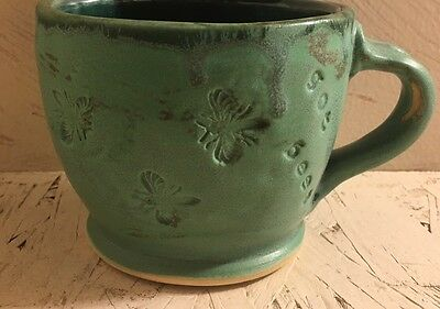 "New 2017 ""GOT BEES"" MUG, Coal Creek Art Studio - Cindy Riegel - 3"" T x 2.75"" W"