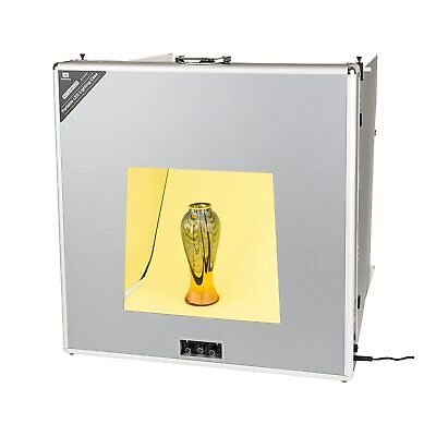 Studio in a Box. Pro LED Lightbox with Backgrounds for Product Photography LARGE