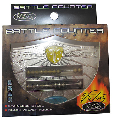 SEGNAPUNTI BATTLE COUNTER - Max Protection
