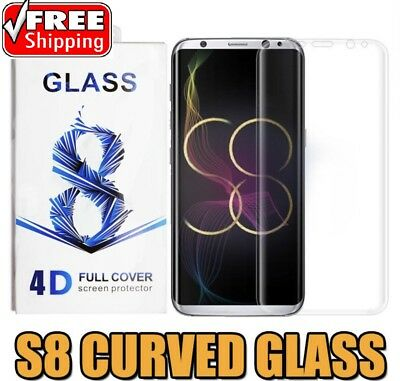 Genuine Tempered Glass Screen Protector 9H Film For Samsung Galaxy S8 Plus