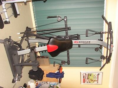 bowflex extreme gym with extra bows