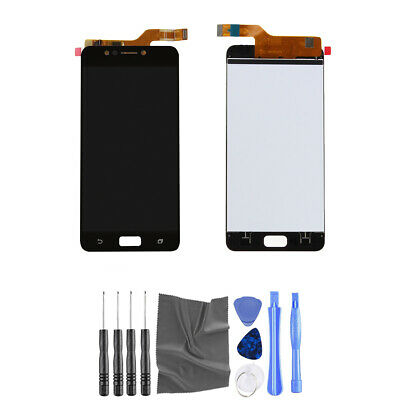 "Asus Zenfone 4 Max ZC520KL 5.2"" Touch Screen Digitizer+LCD Display+Tools Black"