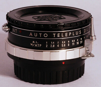 KENKO NT AUTO TELEPLUS 2X Lens for NIKON Made in Japan Pre-Owned USED Working