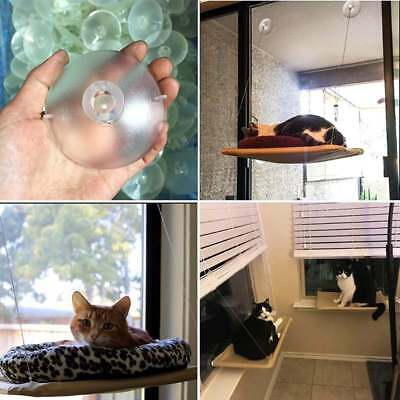 Seat Shelf Suction Cup Cat Window Hammock Cushion Bed Hanging Mounted