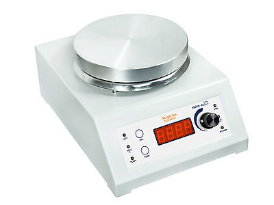 NEW Magnetic Stirrer Digital Aluminum top Hotplate mixer up to 350°C from Sydney
