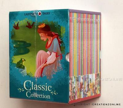 Ladybird Tales Classic Collection 22 Books Box Set Children Story Books New