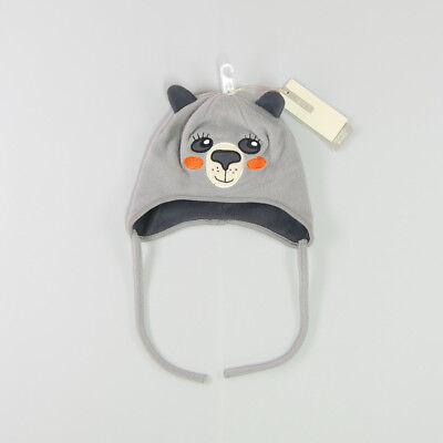 Gorro 6 color Gris marca Name it 12 Meses  134730