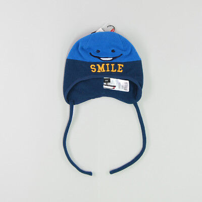 Gorro 10 color Azul marca Name it 24 Meses