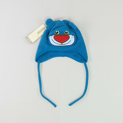 Gorro 23 color Azul marca Name it 6 Meses
