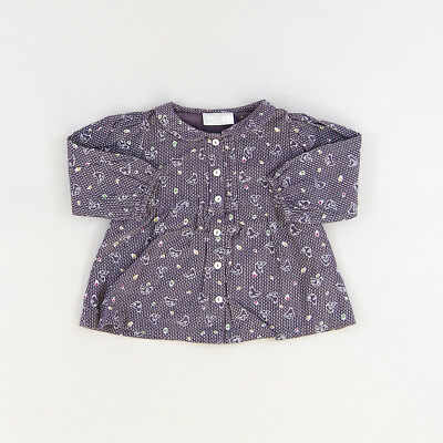 Blusa color Violeta marca DP…am 6 Meses  187155