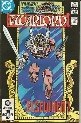 WARLORD (The)  -  No. 64 (December 1982)