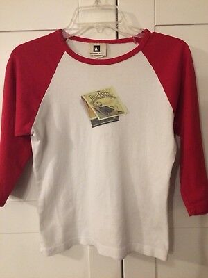 Vintage L  Ladies Tom Petty And The Hearr Breakers Shirt