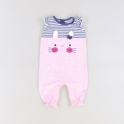 Pelele color Rosa marca Early days 3 Meses