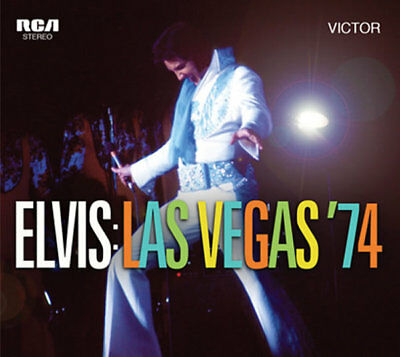 Elvis Presley - ELVIS: LAS VEGAS '74 - 2x FTD CD - New & Sealed ********