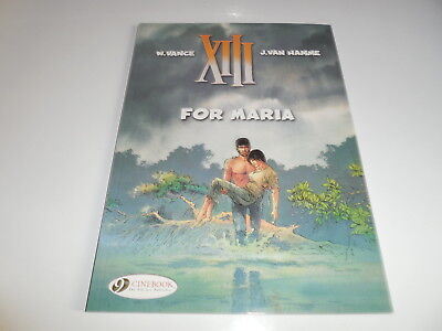 Xiii Anglais Tome 9/ For Maria/ Tbe