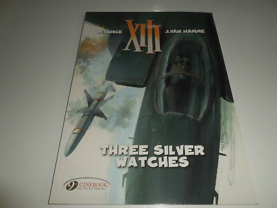 Xiii Anglais Tome 11/ Three Silver Watches/ Tbe
