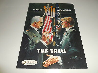 Xiii Anglais Tome 12/ The Trial/ Tbe
