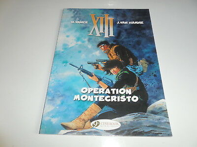 Xiii Anglais Tome 15/ Operation Montecristo/ Tbe