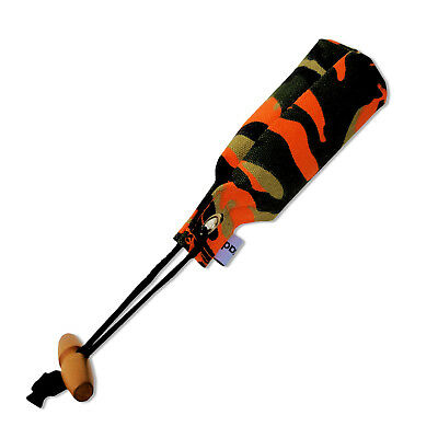 SKADI Hunde Dummy 250g Wurfdummy Trainingsdummy Welpendummy in Camouflage Optik