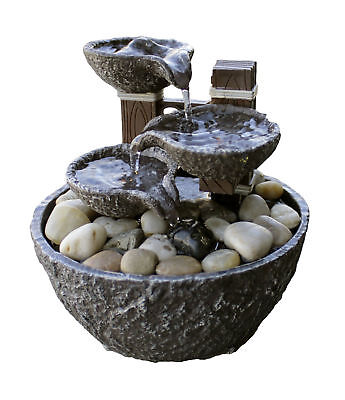 Indoor tabletop water fountain light led battery operated home indoor tabletop water fountain light led battery operated home office decor new workwithnaturefo